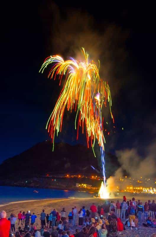 Bray Festival Fireworks