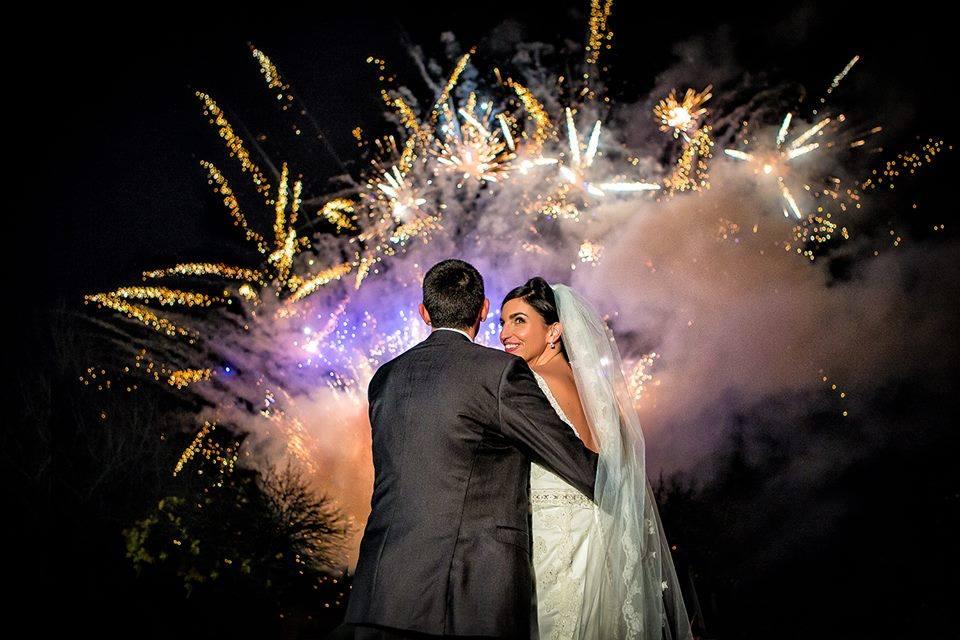Best Wedding Fireworks