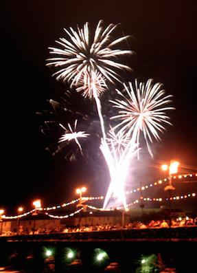 Puck Fair Fireworks